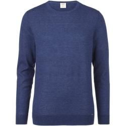 Photo of Olymp Level Five Strick Pullover, körperbetont, Royal, Xxl Olymp
