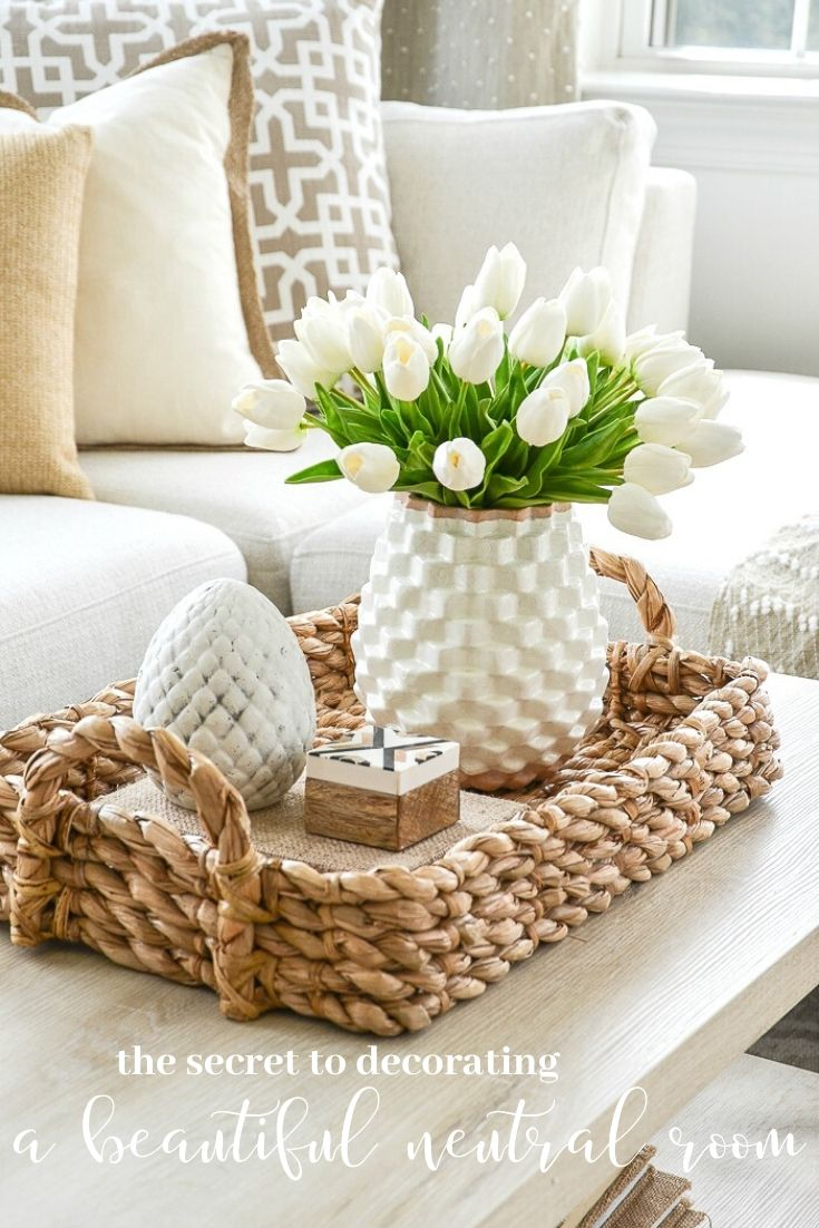 BEAUTIFUL NEUTRAL HOME AND TIPS