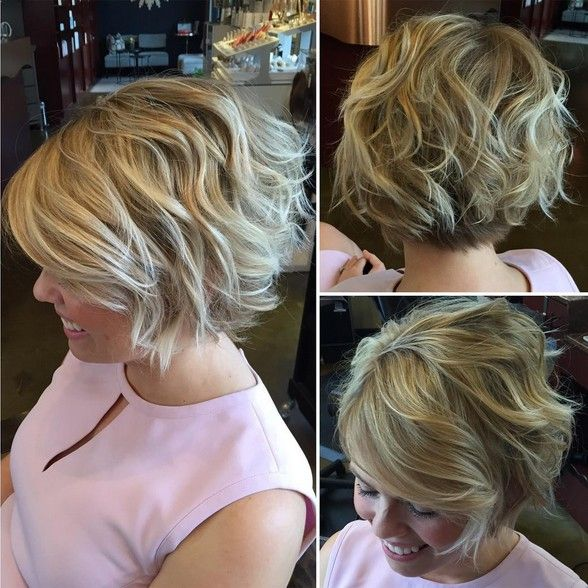 cute ways to style short hair for school 38 ways to curl your bob popular haircuts for 6507 | d2d4c28382c9b7ce8fee858edb9fba3c