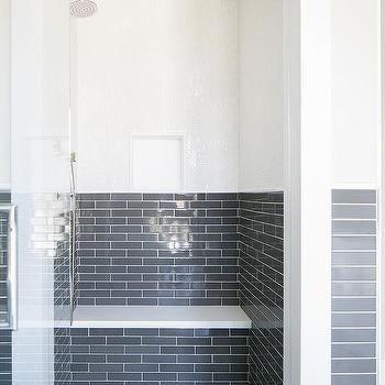 charcoal gray shower tiles | gray shower tile, shower tile
