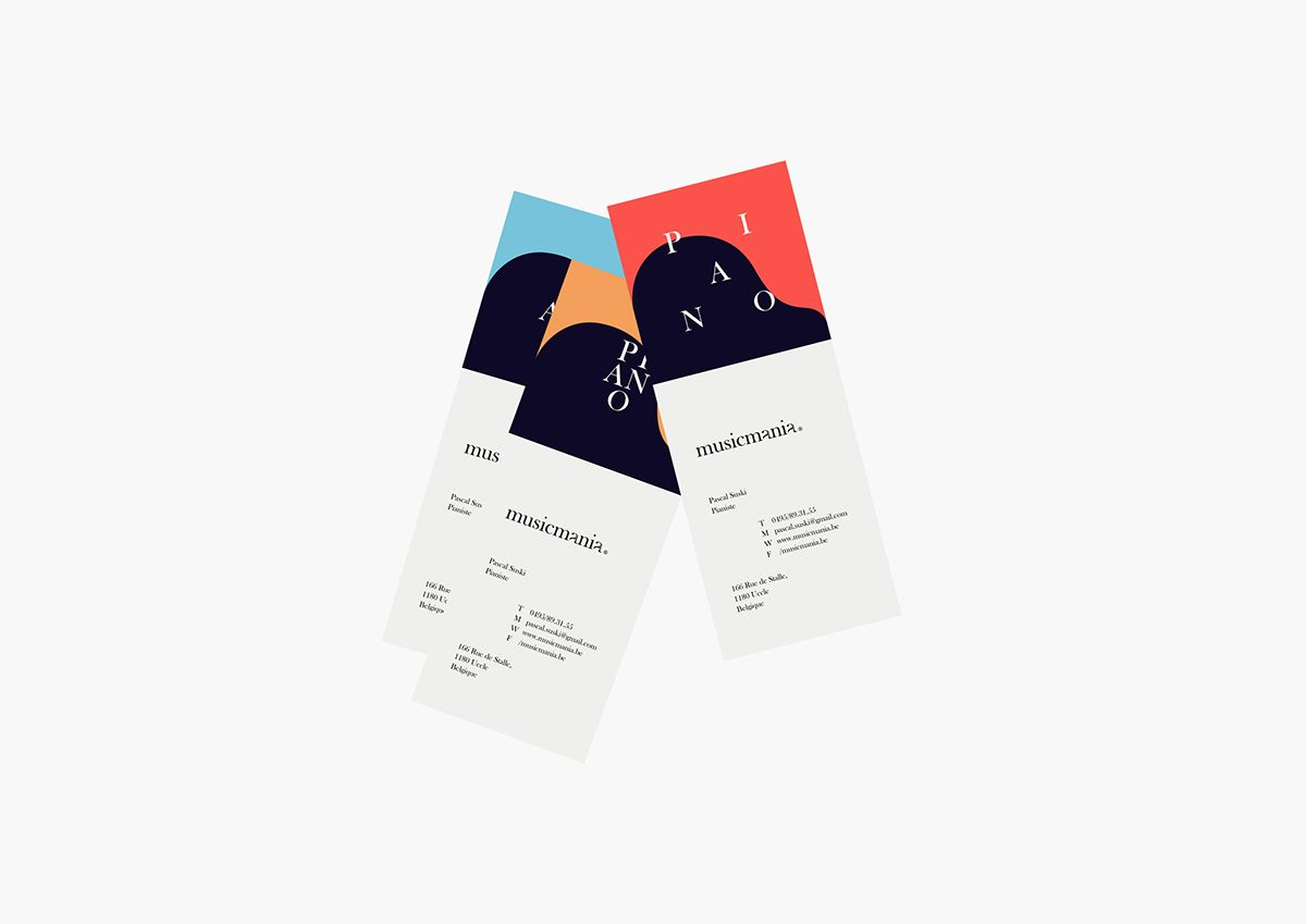 Musicmania | Piano School on Behance