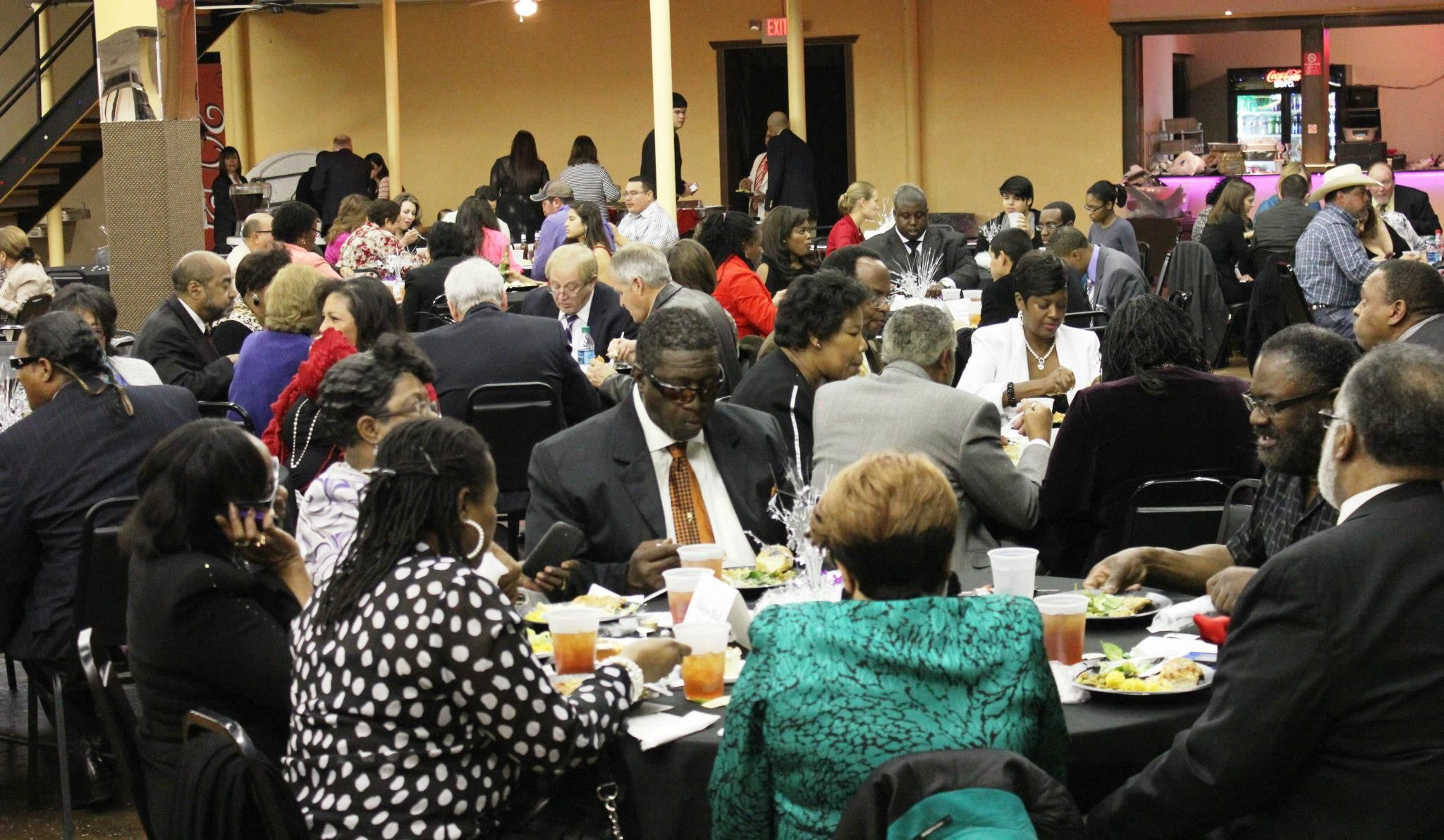 'I Have a Dream' Gala 2013: Fun and Fellowship with the Texas Civil Rights Project - West Texas