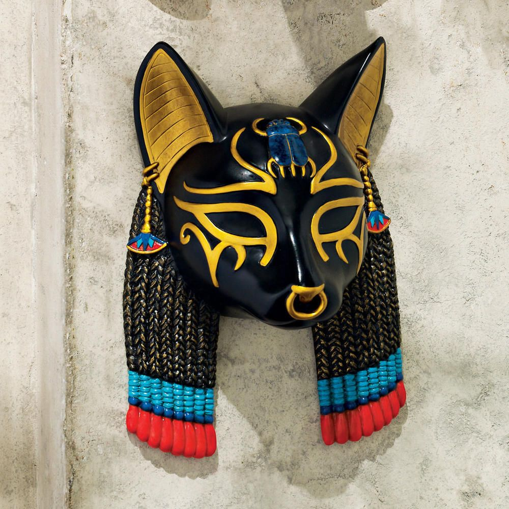 Details about Ancient Egyptian Cat Goddess of Protection