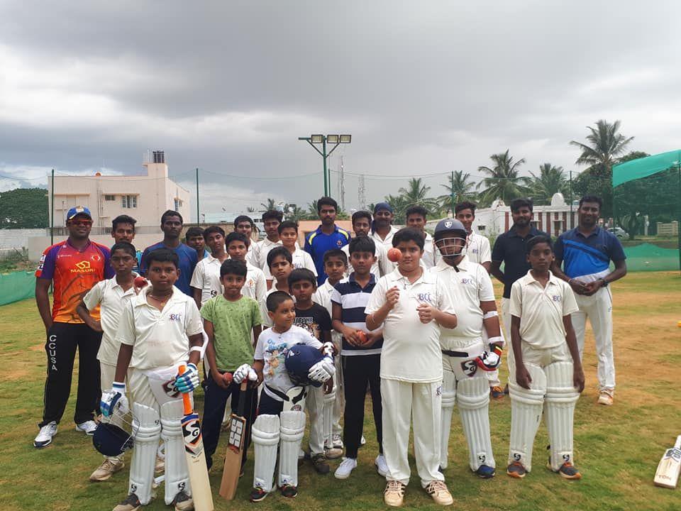 Cricket institute in bangalore dating