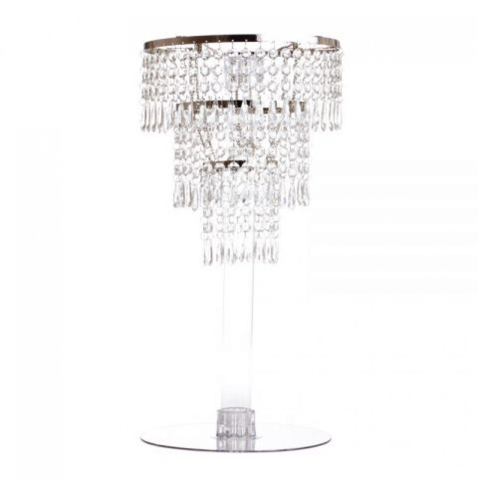 18 Tall Ishana Chandelier Centerpiece [Cheap Chandelier Centerpieces ...