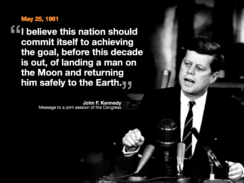 JFK's 'Moon Speech' Still Resonates 50 Years Later