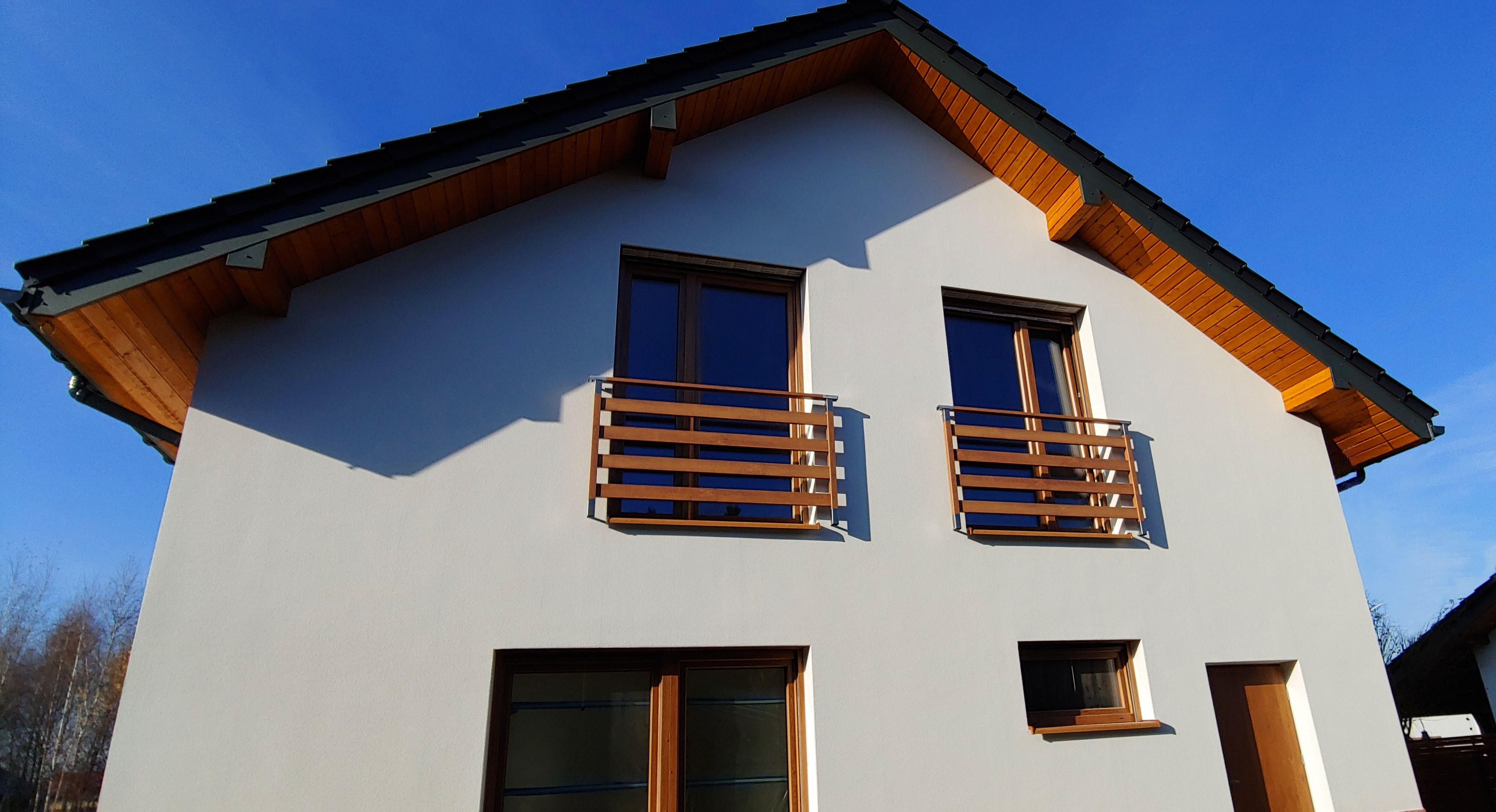 Balkon Francuski Elewacja French Balcony Juliet Balcony