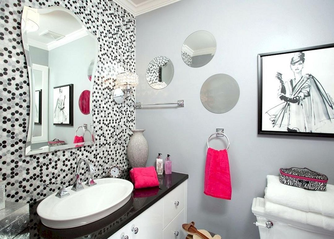 30 Astonishing Bathroom Wall Decor Ideas That Inspire You Gardening Girl Bathrooms Cute