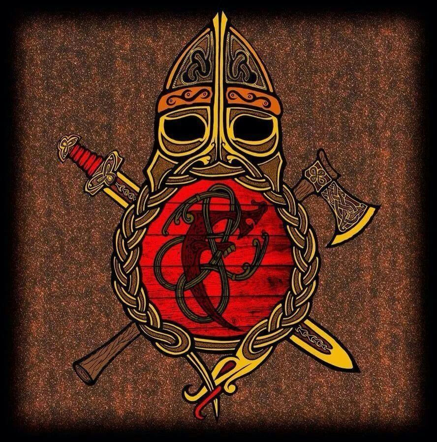 coat of arms miscelanea medieval pinterest viking designs norse tattoo y norse symbols. Black Bedroom Furniture Sets. Home Design Ideas