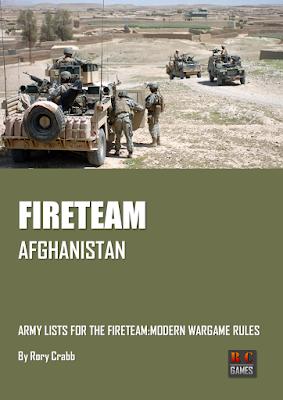 Fireteam: Modern - Afghanistan | Wargaming Rules | Afghanistan