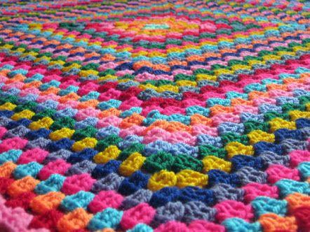 Pin de Sibel ☺ en Crochet blankets, cloths and mop our | Pinterest