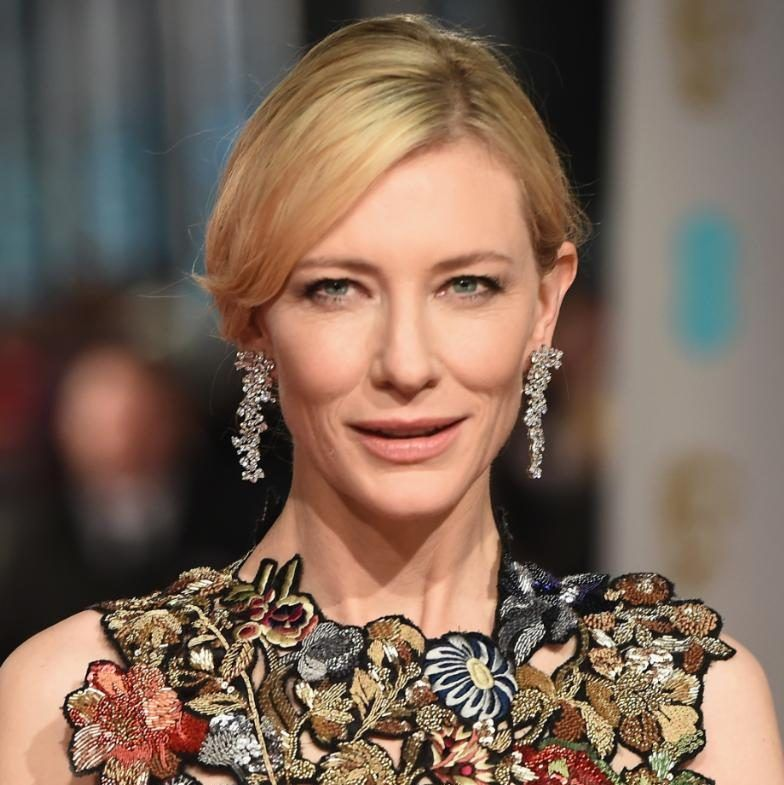 Cate Blanchett shows off amazing hair transformation at