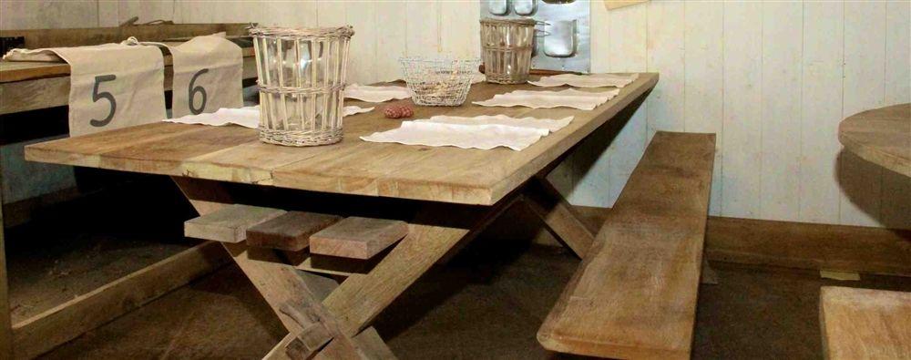 diBosco - Farmhouse Xavier table