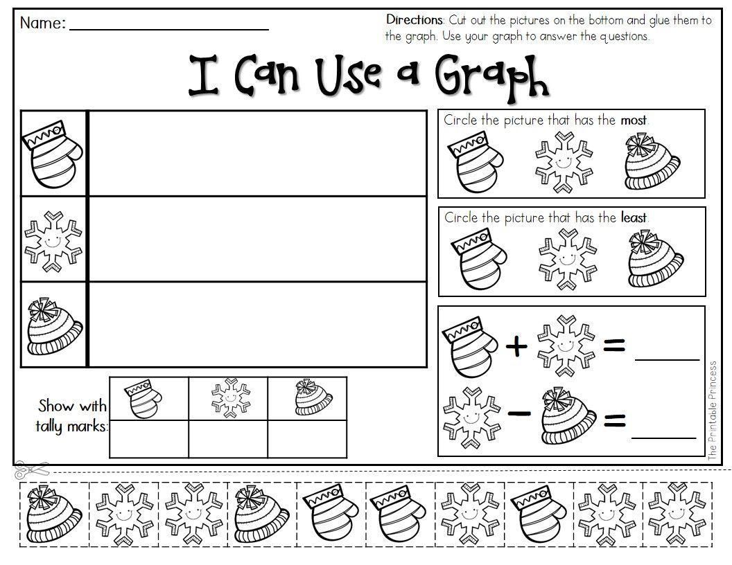 Winter Activities And Centers For Kindergarten