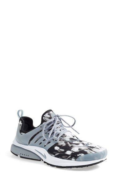 Free shipping and returns on Nike 'Air Presto Print' Sneaker (Women) at Nordstrom.com. Breathable mesh and a molded midfoot cage provide everyday comfort and support in this lightweight sneaker. Rubber reinforcements at the heel and two-direction flex grooves in the sole give you added traction and flexibility.