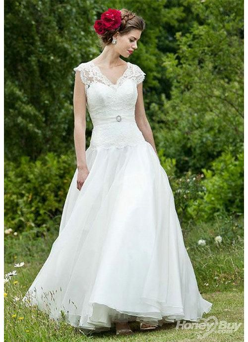 Cheap Modest Wedding Dresses | Wedding dresses | wedding dressing ...