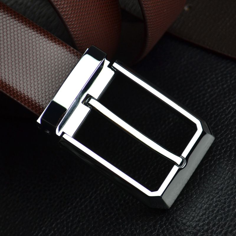 Aliexpress.com : Buy New Arrival! 2013 New Mens Genuine Real Leather Belt Alloy Buckle Free Shipping from Reliable leather mens belt supplie...