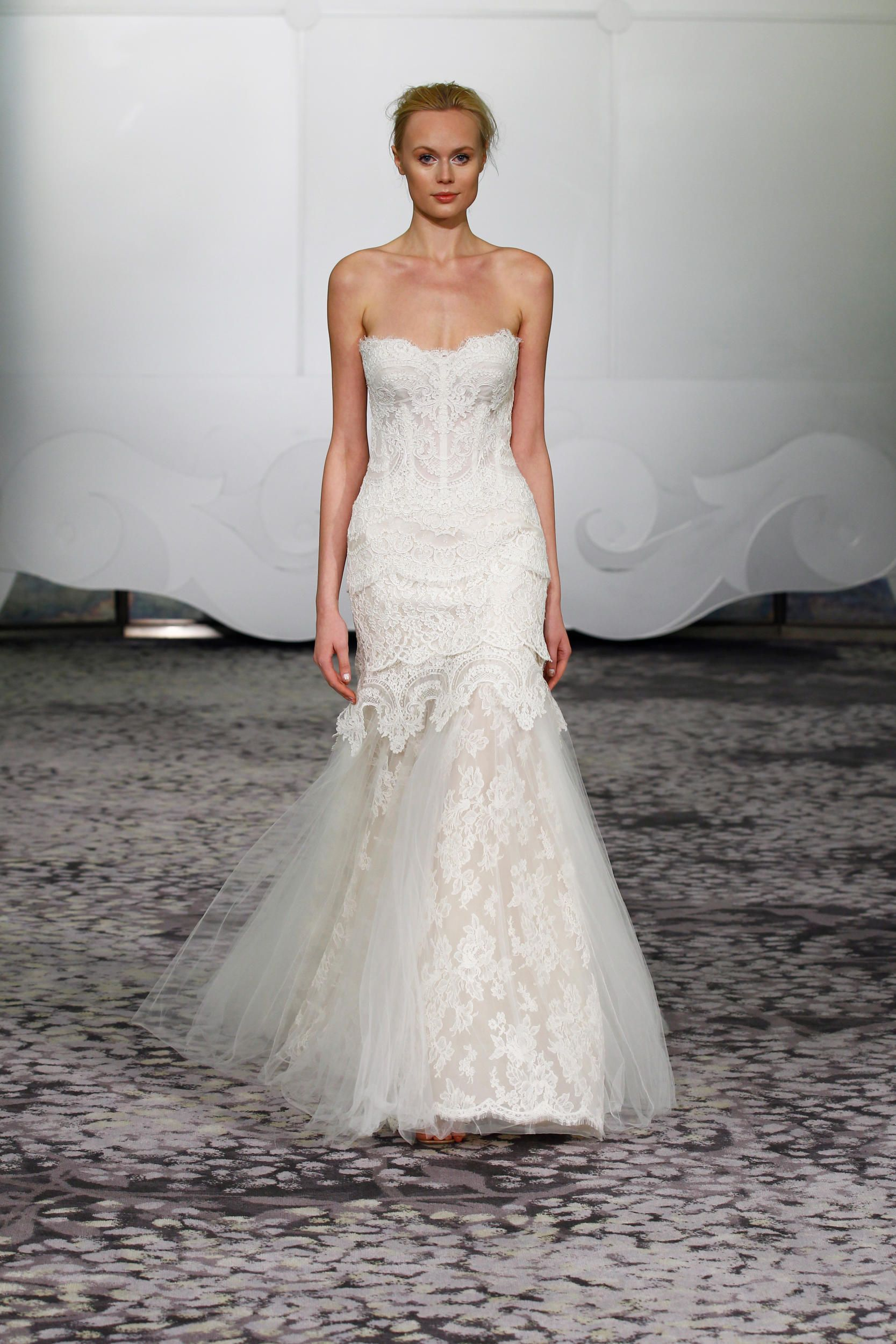The 10 Biggest Bridal Trends for Spring 2016 | Overalls, Wedding ...