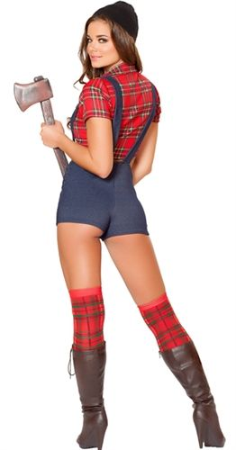 Women\u0027s Jackie Lumberjack Costume by Roma 4496 Crafts Pinterest - sexiest halloween costume ideas