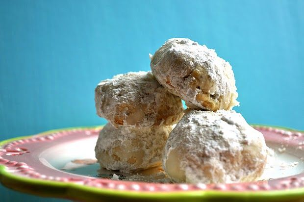 Mexican Tea Cookies, Cant wait to try this recipe. I also went and liked the original recipe writer on Facebook.