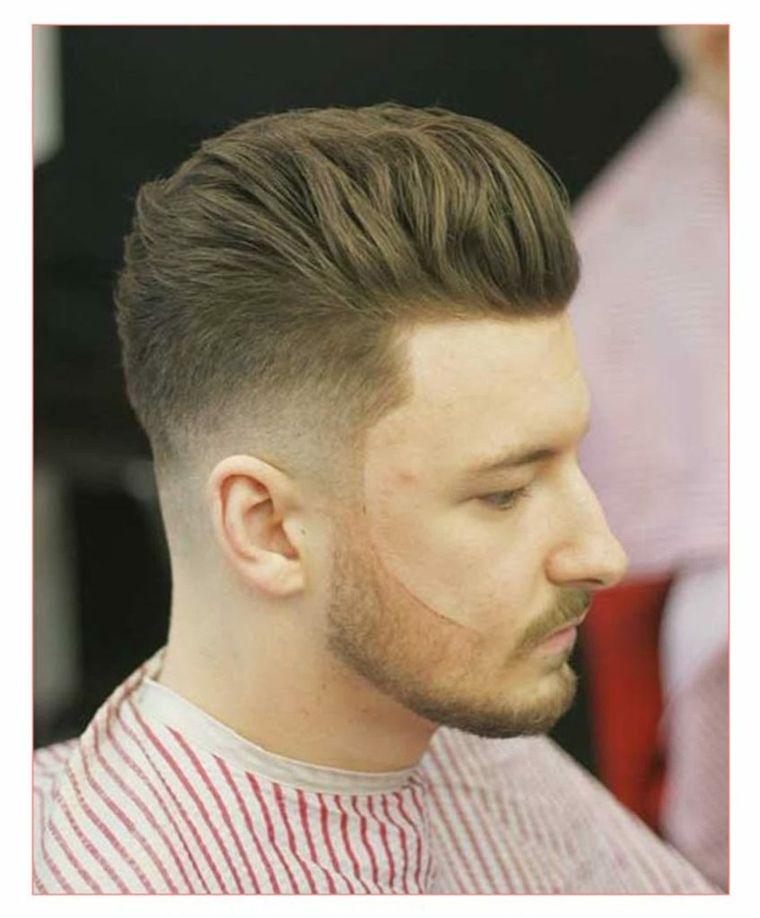 Peinados modernos para hombres Dapper y Hipster para el 2018
