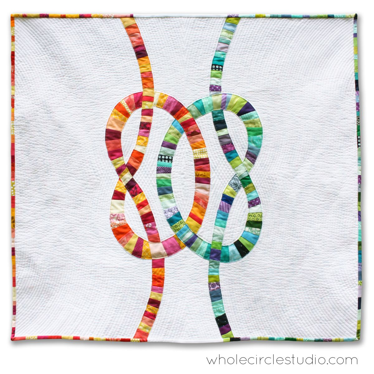 Double Wedding Knots Quilt Wedding Knot Wedding Ring Quilt Double Wedding Ring Quilt