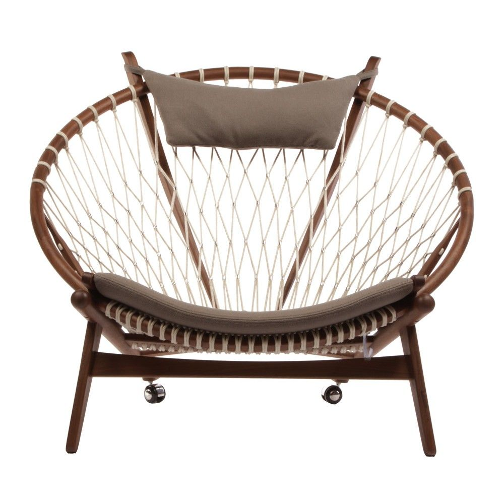 Hans Wegner Circle Chair Replica Modern Classics