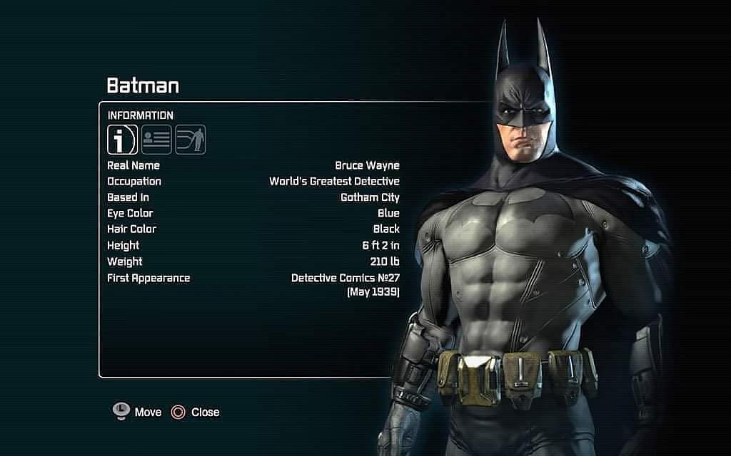 Having Fun Again Replaying Batman Return To Arkham Arkhamcity