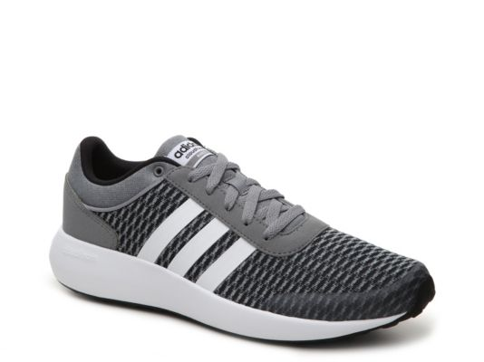 Men's adidas NEO Cloudfoam Race Sneaker - - Grey | Products ...