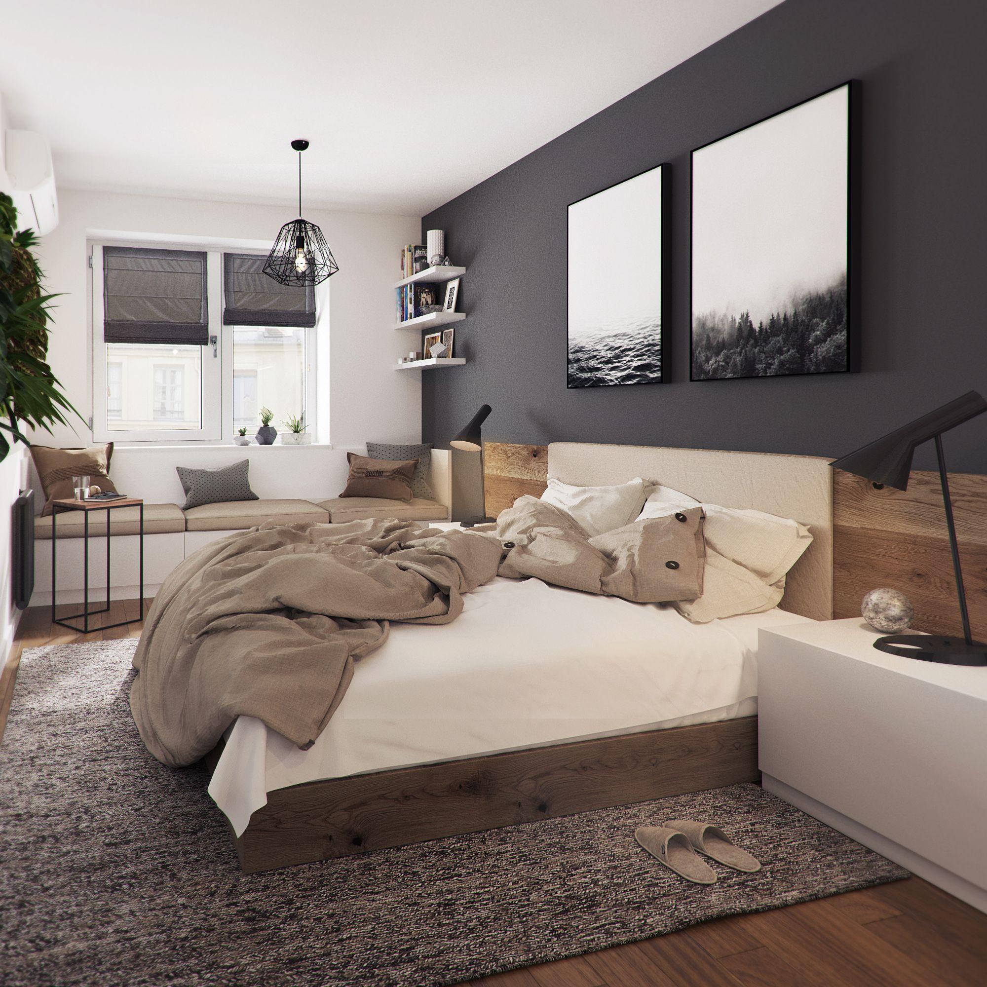 Bildergebnis Für Skandinavische Schlafzimmer