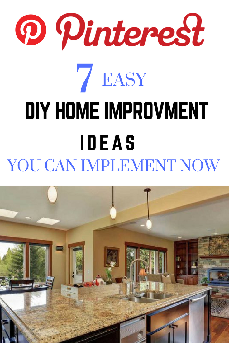 Easy Do-it-Yourself Home Improvements | Modern and Kitchens