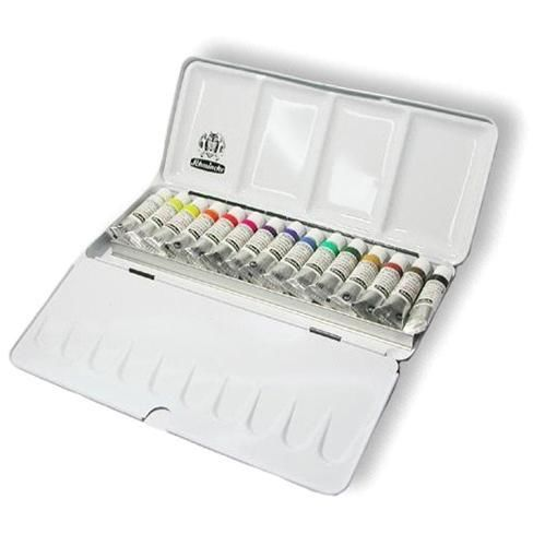 Schmincke Horadam Aquarell Watercolor Pan Sets Set Of 24 I Would