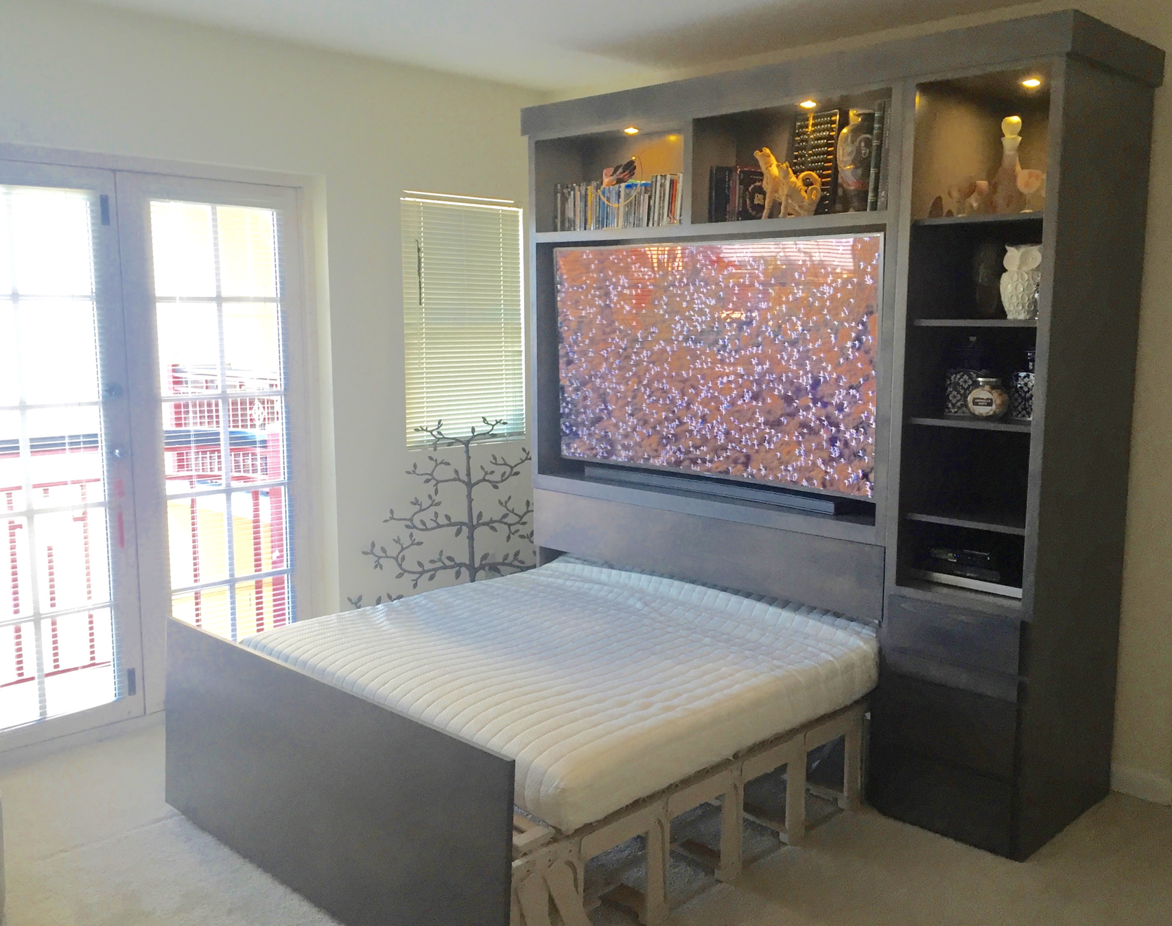 Zoom Room Murphy Bed As Finely Hand Crafted As The More Traditional Royal Line The