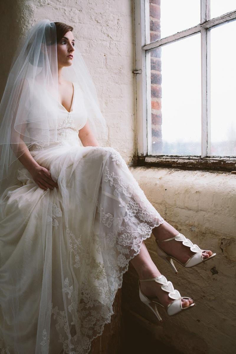 22 Wedding Shoes You Can Wear Again And Again Modwedding Stunning Wedding Dresses Simple Wedding Dress Beach Elegant Wedding Dress