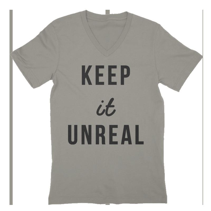 Keep It Unreal V-Neck