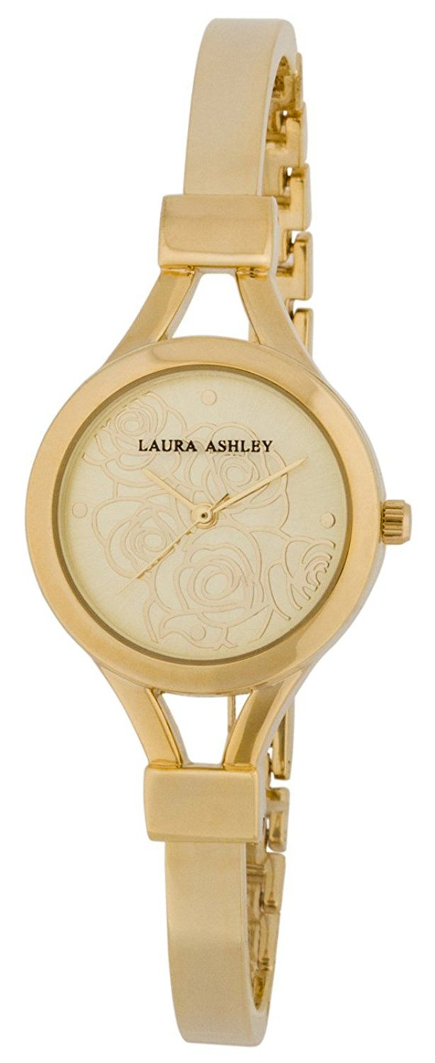 laura ashley uhr gold