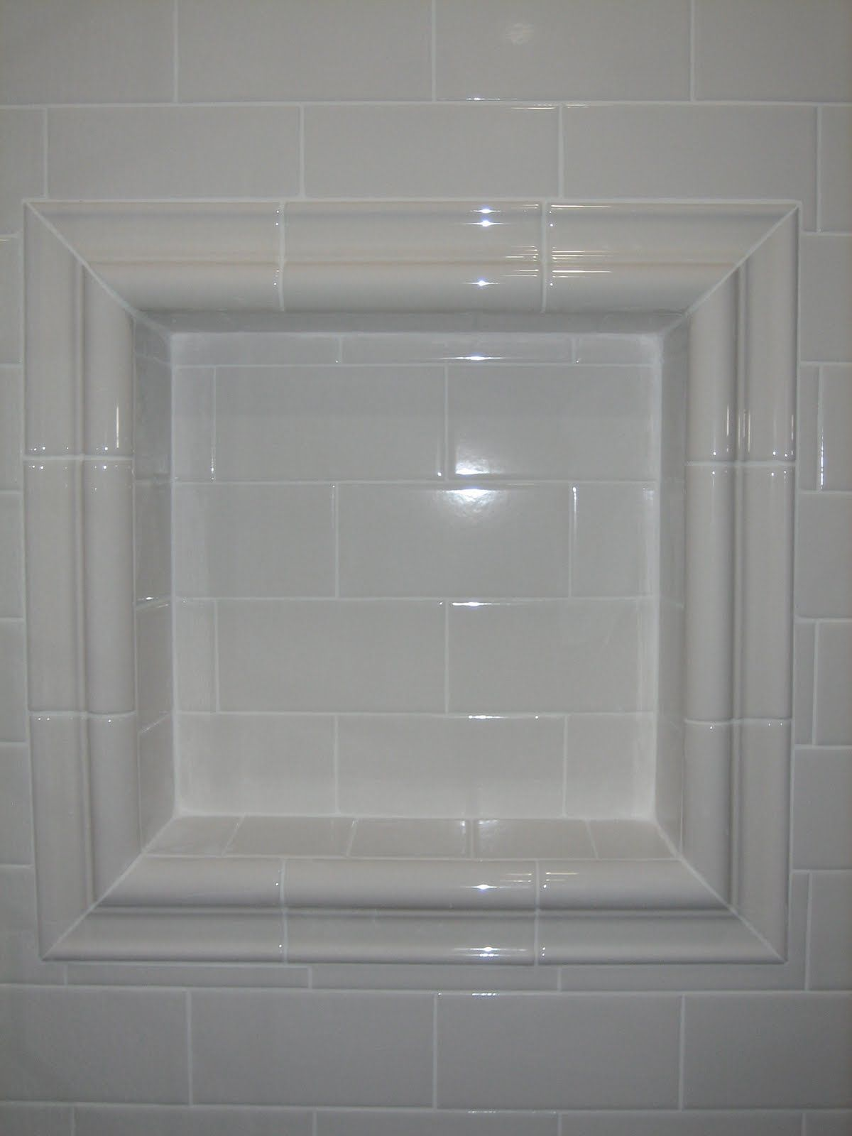 Hello Grout Tile Shower Niche Tub To Shower Remodel Shower Niche