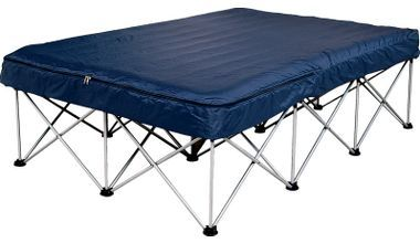 Cabela S Folding Air Bed With Queen Air Bed And Pump At Cabela S