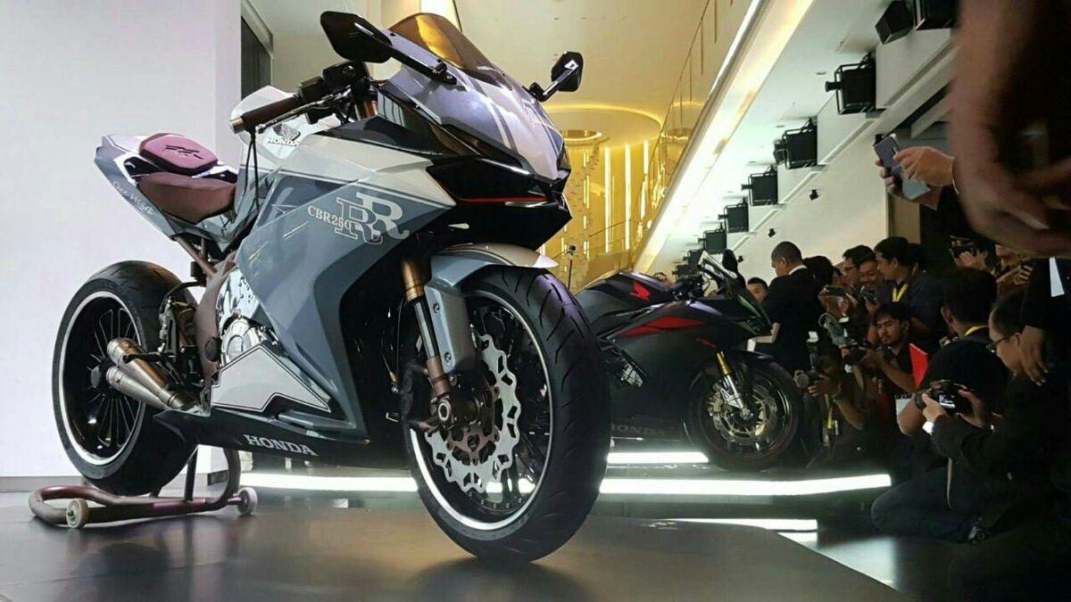 Cbr 250 Rr Modified Honda Cbr Sports Bikes Motorcycles Cbr 250 Rr