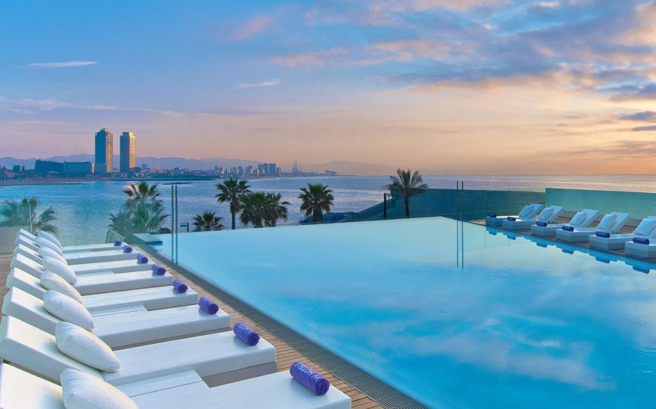 The best Barcelona hotels with rooftop bars (With images ...