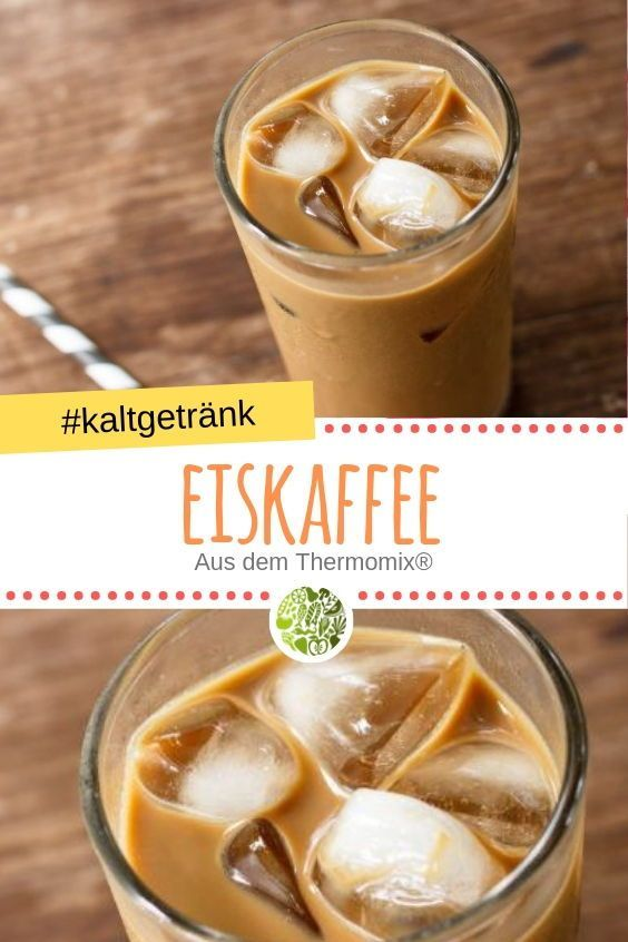 Photo of Refreshing iced coffee from Thermomix® • will-mixen.de
