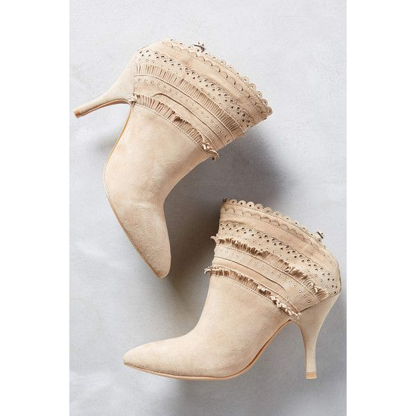 26c17e18876 Jeffrey Campbell Cherice Booties ( 225) ❤ liked on Polyvore ...