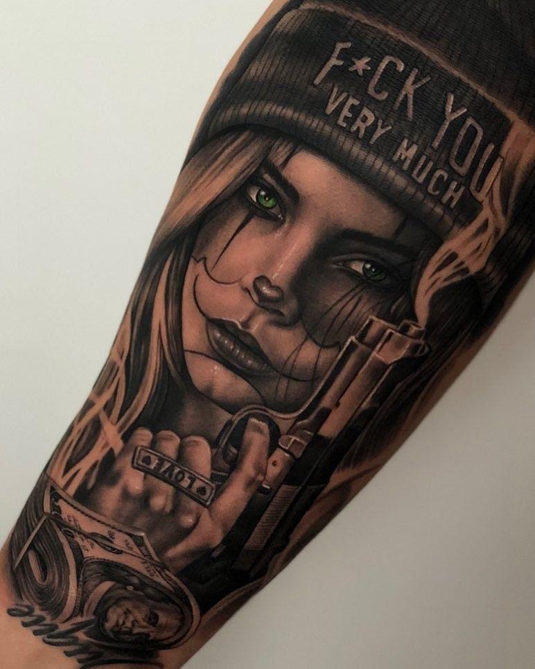 Siga Nosso Instagram Junninho Will Tattoodesigns Tattoo