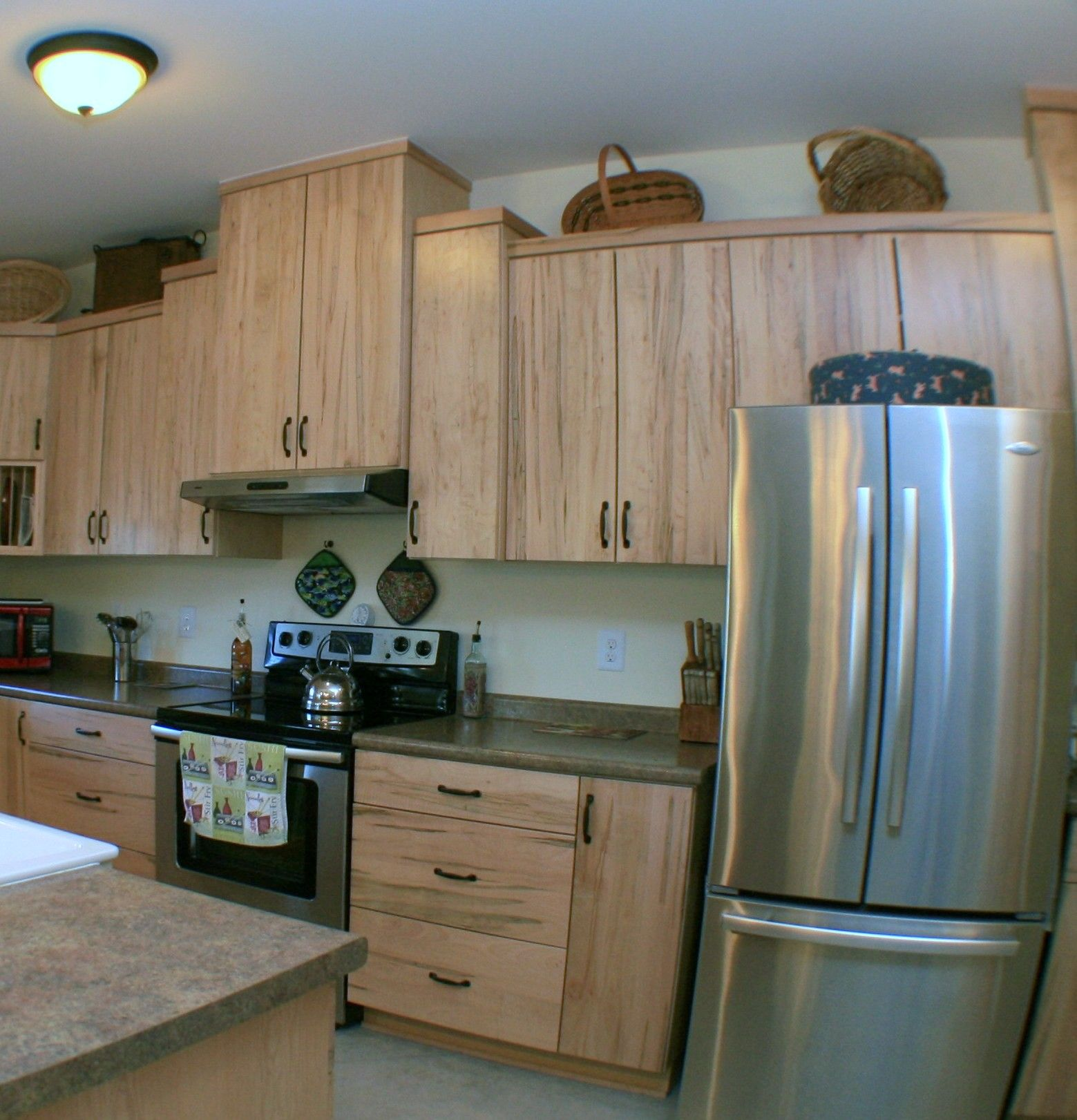 Wilson Art Counter Tops, Two Sinks And Energy Star