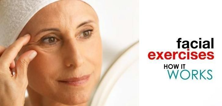 Young exercises to reduce facial wrinkles teen