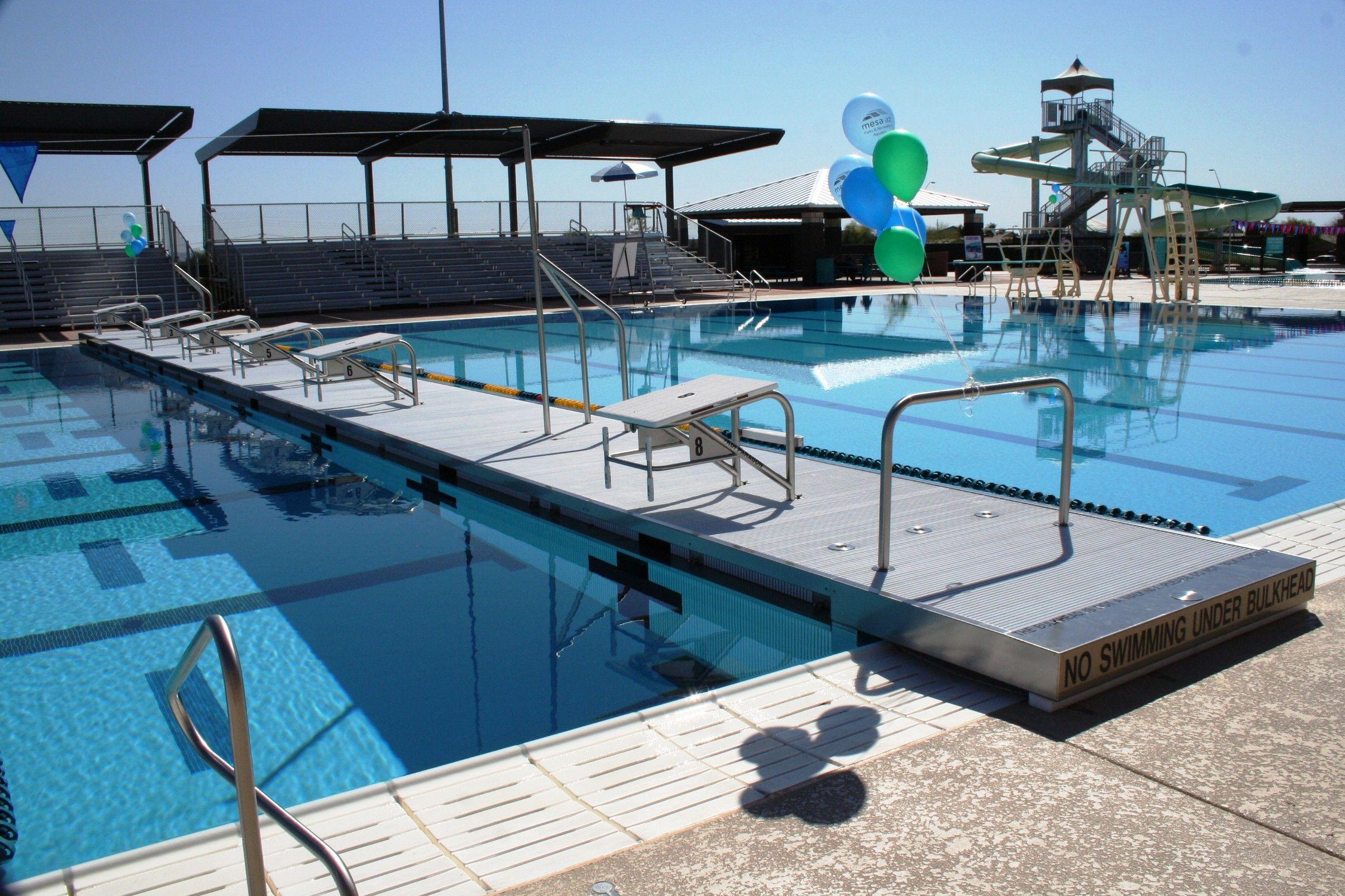 Desert Breeze Aquatic Facility $3Adult, Kids Under 3 Free -