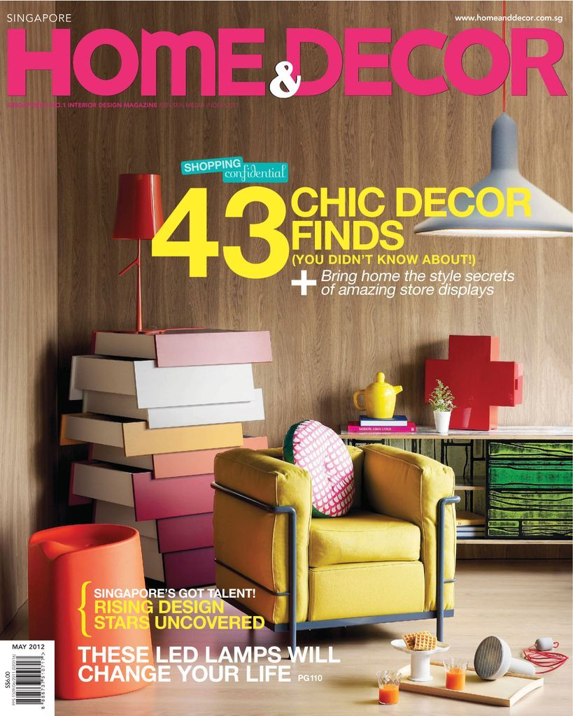 Home Decor Back Issue May 2012 Digital In 2021 Decor Magazine Home Design Magazines House And Home Magazine