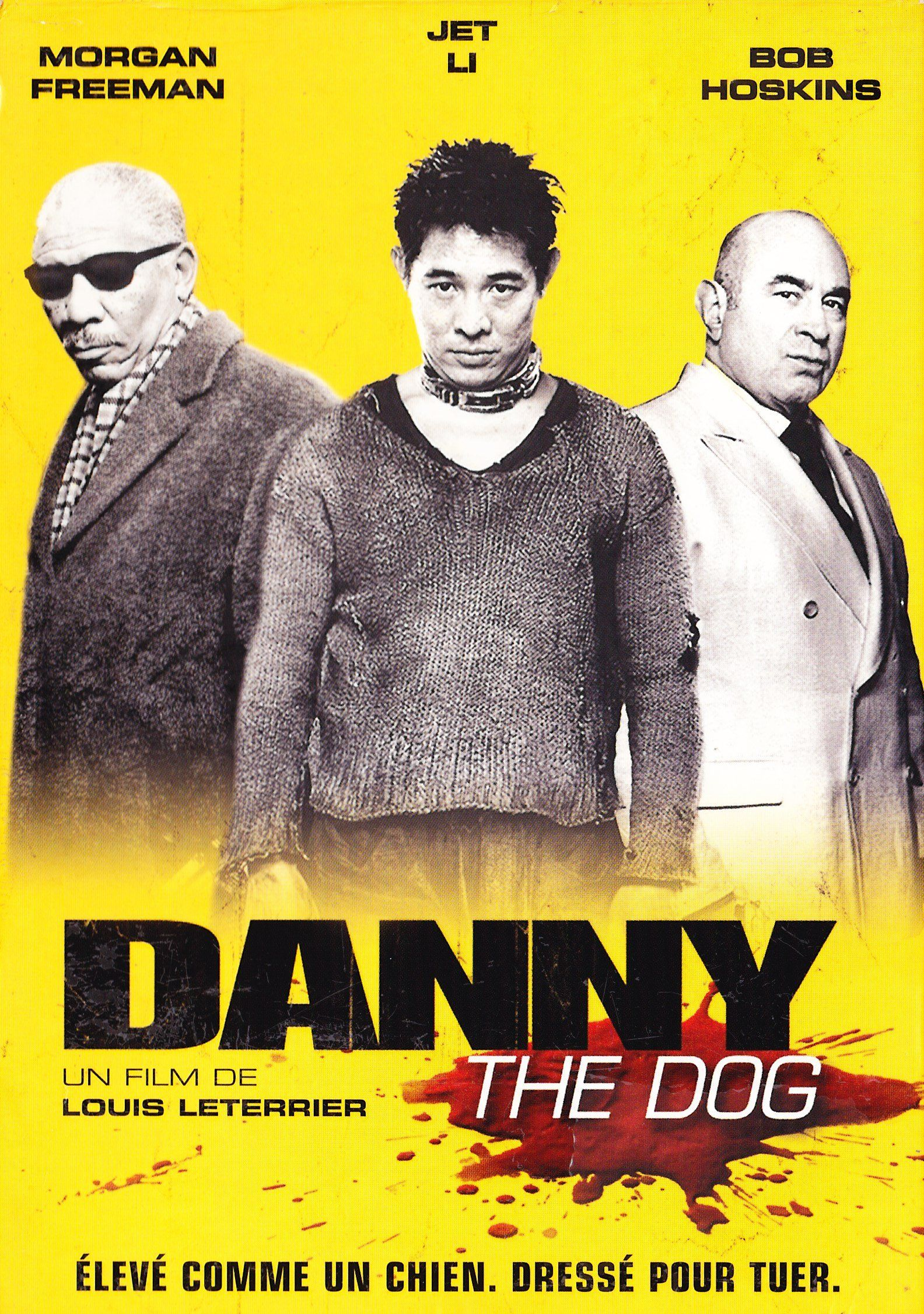 Danny The Dog Unleashed Danny The Dog Dog Movies Martial Arts Film