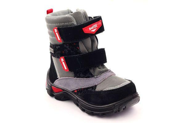 Kozaczki Dla Dzieci Bartek Czerwone Szare Czarne Kozaczki Trzewiki Nieprzemakalne 21473 Bartek Boots Waterproof Boots Childrens Boots