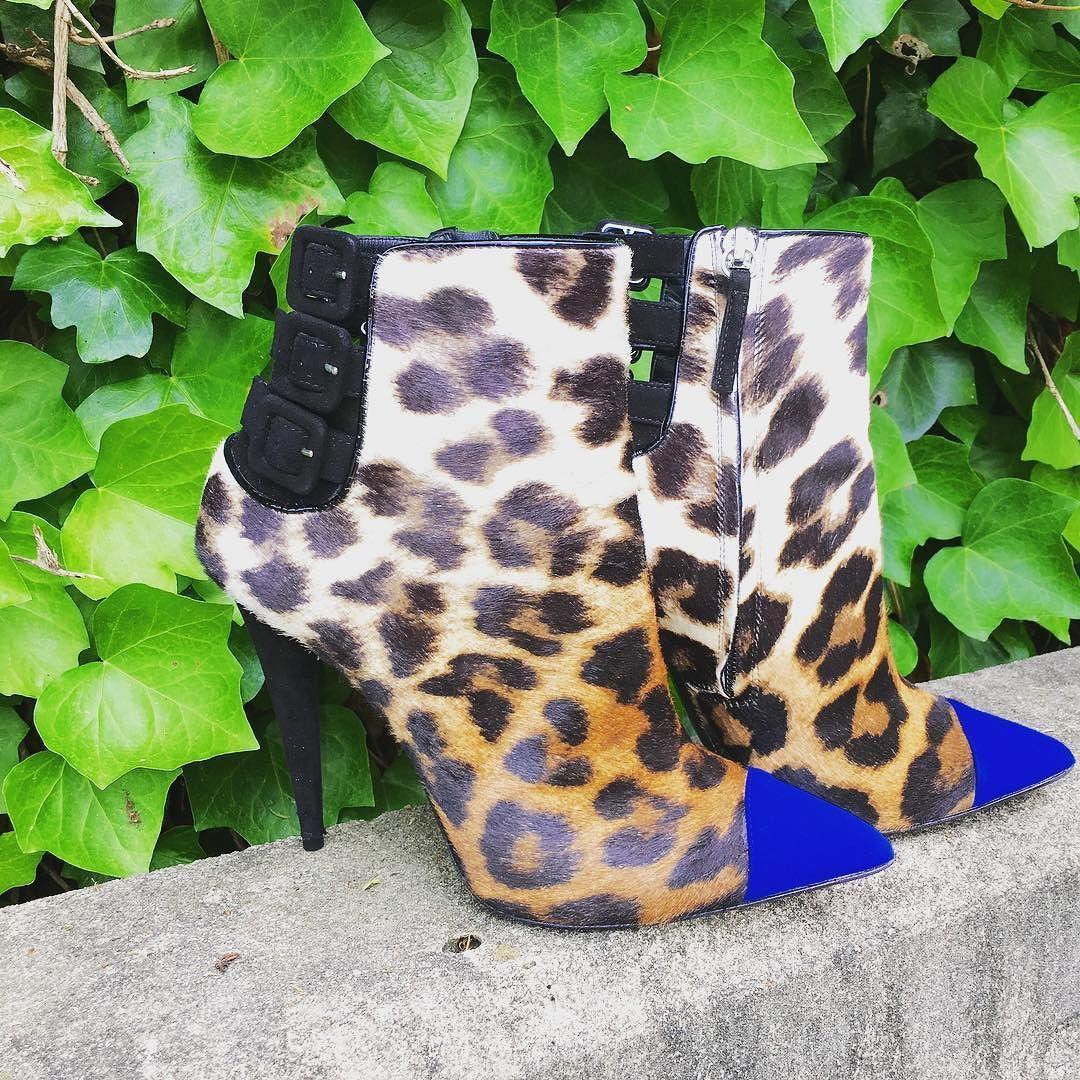 A walk on the wild side! Title: Giuseppe leopard print calf hair booties with box! Price:$324.99 Item #:6513-13110 Location: Buckhead To purchase call  770.390.0010 ex 1  #alexissuitcase #buckhead #atl #atlantaconsignment #thriftatl #resale #highenddesigner #consignment #luxury #designer #resaleatlanta #boutique #atlanta #fashioninspiration #shopmycloset #upscaleresale  #fashion #style by alexissuitcase